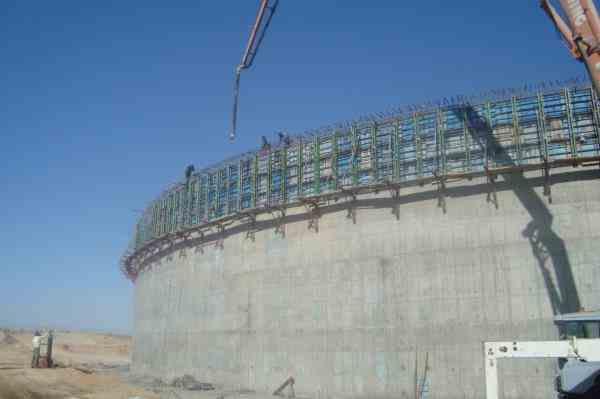 سازه بتنی